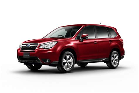 Subaru Forester by 2014 Subaru Forester