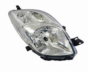 Toyota Yaris Rh Headlight Head Light Lamp Suit Hatch 2005