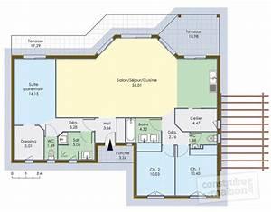 maison a ossature bois 1 detail du plan de maison a With faire un plan de maison 2 une maison en ossature bois detail du plan de une maison