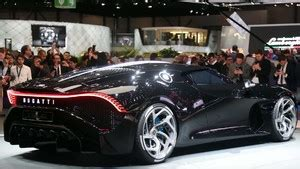Sold at €11 million euros, the bugatti la voiture noire coupe is a pure, powerful black object of desire. Bugatti La Voiture Noire--a $12.4 million celebration of the Type 57SC Atlantic