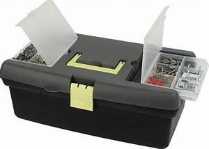 Boite A Outils Vide : bo te outils vide br der mannesmann 41510 l x l x h ~ Dailycaller-alerts.com Idées de Décoration