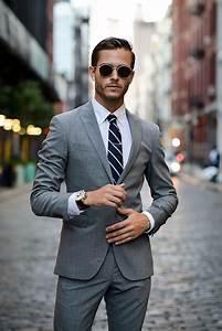 Büro Outfit Herren : 1001 ideen thema grauer anzug welches hemd passt dazu herrenmode pinterest herren mode ~ Frokenaadalensverden.com Haus und Dekorationen