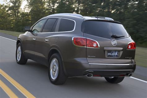 buick enclave consumer guide auto