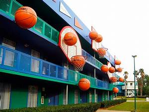 Hotel Disney All Star Sport Disney Orlando