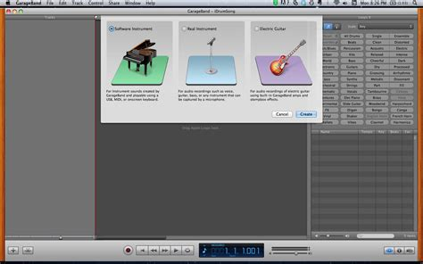 Garageband Track by Use Idrum For Your Drum Tracks In Garageband