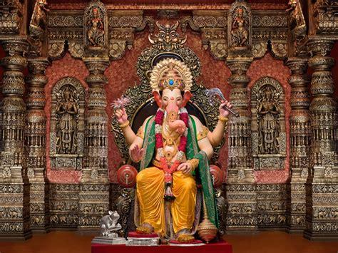 quip pro quo the ganpati festival colourful india