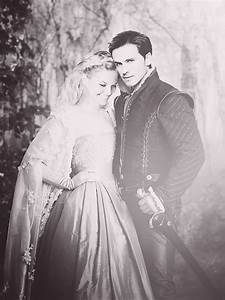 Once Upon A Time... - Captain Hook and Emma Swan Fan Art ...
