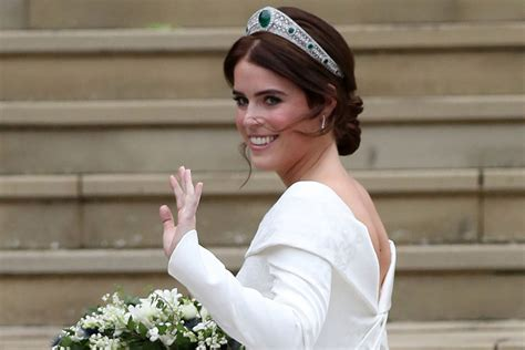 Princess Eugenie & Jack Brooksbank Are Married