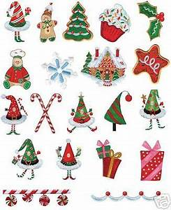 Amazing Designs Embroidery CD Sweet Christmas GIFT