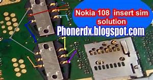 Nokia 108 Insert Sim Jumper Solution