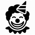 Clown Circus Icon Joker Funny Icons Payaso