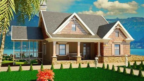 small southern cottage style house plans house plans