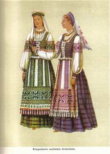 15 best images about Lithuanian Costume ideas for ...