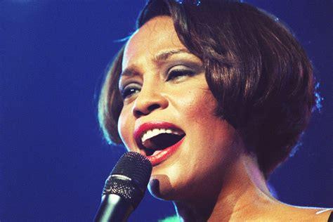 Whitney Houston To Be Named 'global Icon' At 2012 Mtv Emas