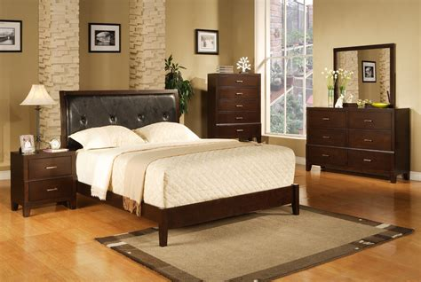 Serena Contemporary Bedroom Furniture Collection Fabric