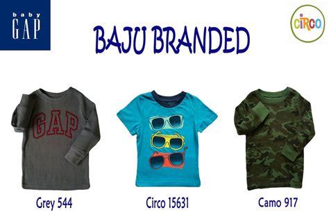 jual baju anak laki laki kaos branded baju anak pakaian