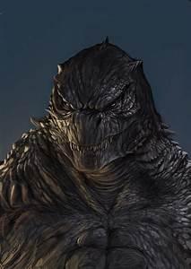 Godzilla by TatianaMakeeva on DeviantArt