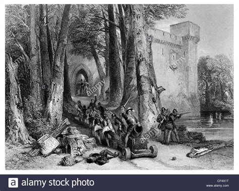 siege social vintage siege of lathom house stock photo royalty free image