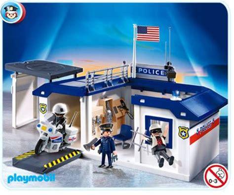 playmobil bureau de poste 20d spécial service d 39 état quot policiers u s a quot 5917