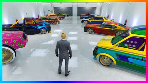 top  bennys customs dlc cars vehicles  gta