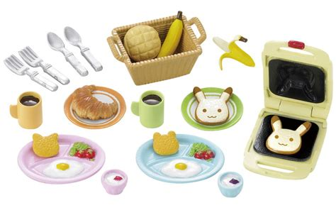 sylvanian families cuisine sylvanian families catalogue s collection