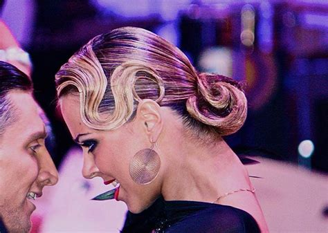 dance hairstyle key great ballroom performance sophie