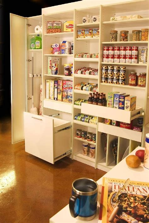 Pantry Storage by Closets To Go Pered Pantry Organizer Pantry Storage