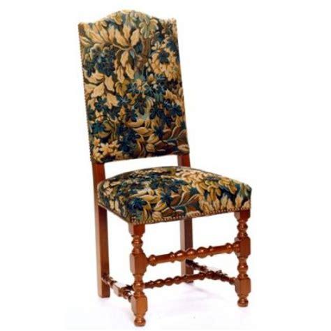chaises louis xiii tapissier en siege