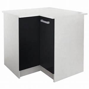 Meuble Cuisine D Angle : meuble bas d angle cuisine ~ Dailycaller-alerts.com Idées de Décoration