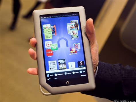 B&n Drops Prices On Nook Tablet And Nook Color