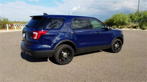 Ford Utility ford interceptor utility quirks what civilians