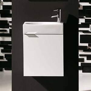 Lave Main Faible Encombrement : lave main faible profondeur 25x45 cm smart pack ~ Edinachiropracticcenter.com Idées de Décoration