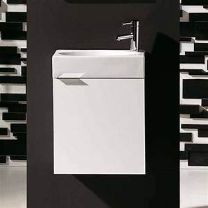 meuble vasque faible profondeur 20170824013404 arcizocom With meuble salle de bain 45 cm profondeur