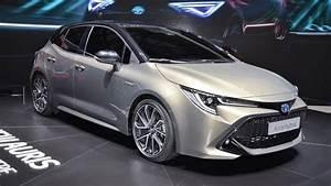 Nouveauté Toyota 2018 : gen ve 2018 live toyota auris vid o ~ Medecine-chirurgie-esthetiques.com Avis de Voitures