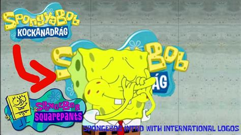 Spongebob Squarepants Theme Song With International