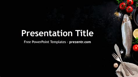 fish powerpoint template prezentr powerpoint templates