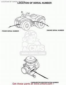 Honda Outboard Engine Serial Number