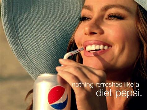 sofia vergara first commercial here s the real reason no one drinks diet pepsi anymore