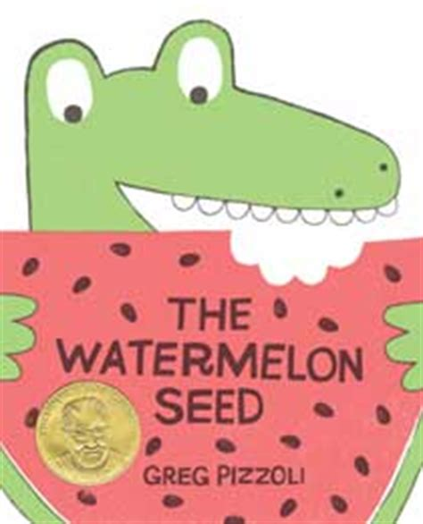 2014 award winning children s books new york society library 892 | Watermelon Seed web