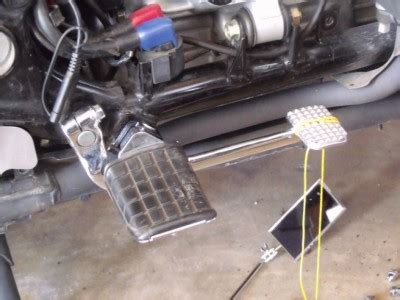 brake pedal adjustment gl information questions
