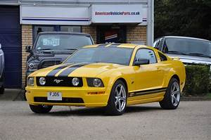 2005 (05) Ford Mustang V8 GT Premium Automatic – 32,000 miles – David Boatwright Partnership ...