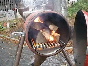 Ofen Aus Gasflasche : und noch ein smoker aus gasflaschen gepimpt baubericht seite 2 grillforum und bbq www ~ Watch28wear.com Haus und Dekorationen