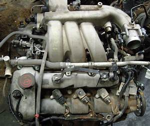 02 03 04 05 Jaguar Xtype 2 5 Engine Assembly Low Miles