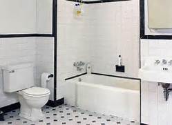 Bathrooms With Black And White Tile by Black And White Bathroom Ideas Black And White Tiled Bathroom