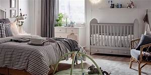 Aménager Chambre Bébé Dans Chambre Parents : beautiful amenagement d une chambre bebe dans une chambre ~ Zukunftsfamilie.com Idées de Décoration