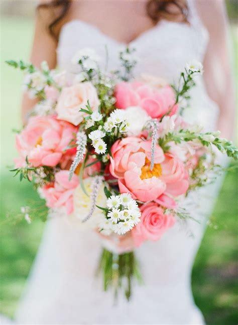 35 Prettiest Peony Wedding Bouquets W E D D I N G