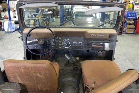 Jeep Cj5 Golden Eagle Interior Jeep Stuff Pinterest