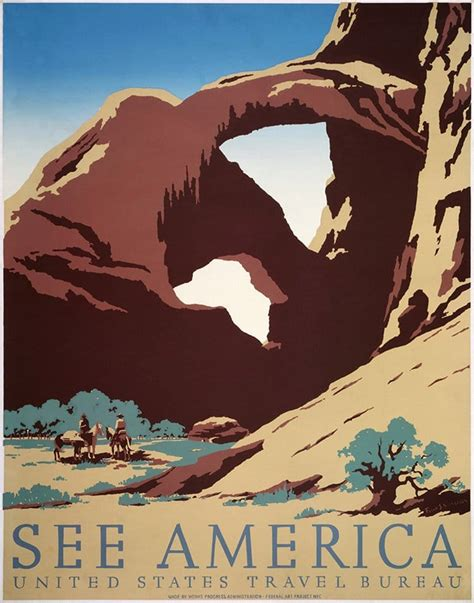 These Vintage Travel Posters Will Make You Want To See America