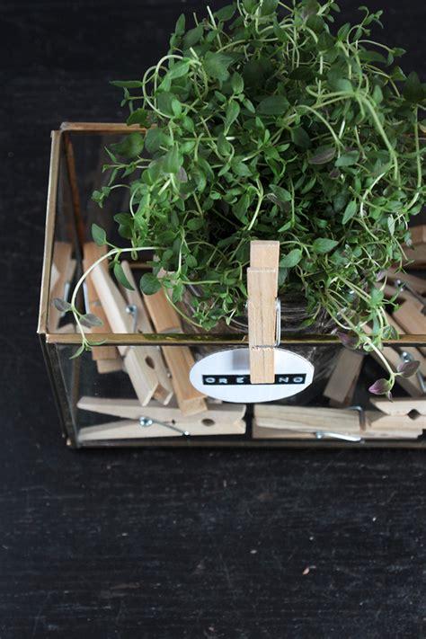Kräutergarten Küche Diy by Diy Kr 228 Utergarten F 252 R Die K 252 Che Sch 246 N Bei Dir By Depot