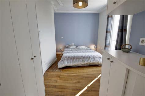 chambre parentale bleue fabulous appartement familiale chambre parentale dressing